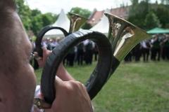Landeswettbewerb 2019 im Jagdhornblasen Kranichstein
