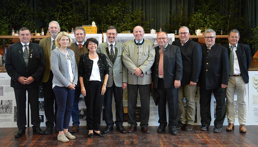 Kurzmeldung zum Landesjägertag 2017 in Lorsch