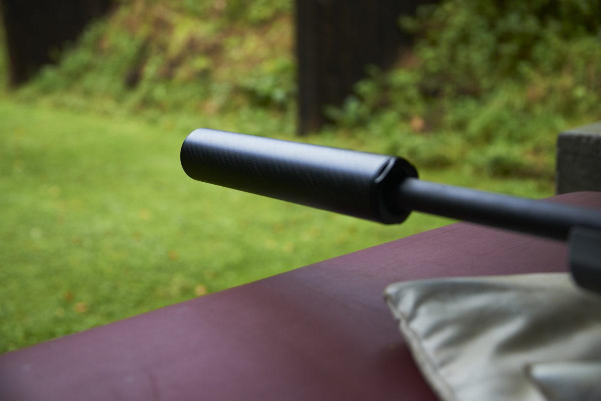 Schalldämpfer für eine Jagdlangwaffe