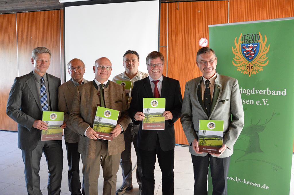 Hegegemeinschaft Wiesbaden-Ost stellt Lebensraumkonzept vor