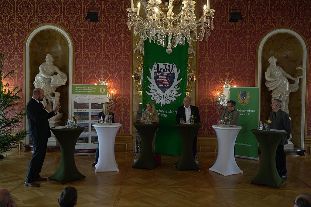 Fulda: Kontroversen bei jagdpolitischer Podiumsdiskussion
