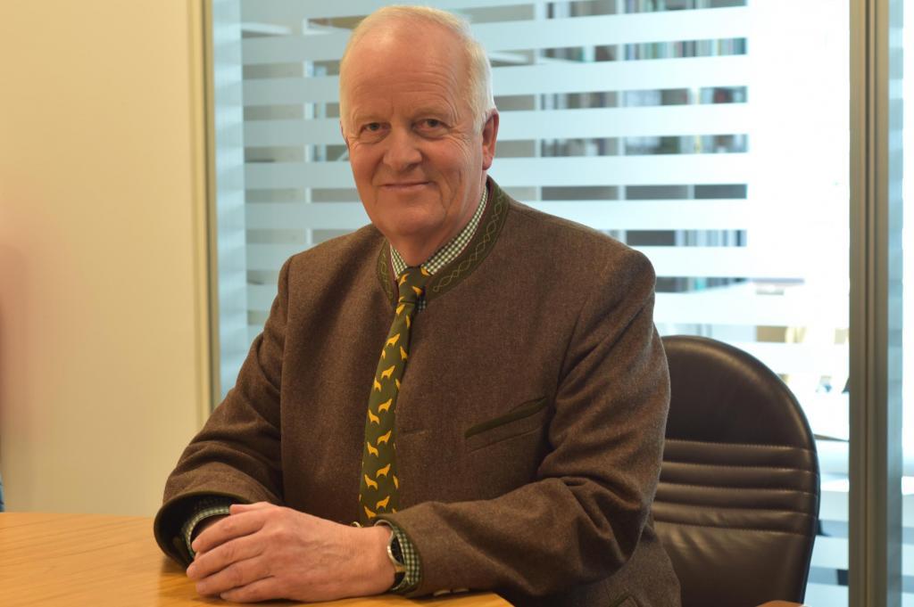 Dr. Volker Böhning als neuer DJV-Präsident vorgeschlagen