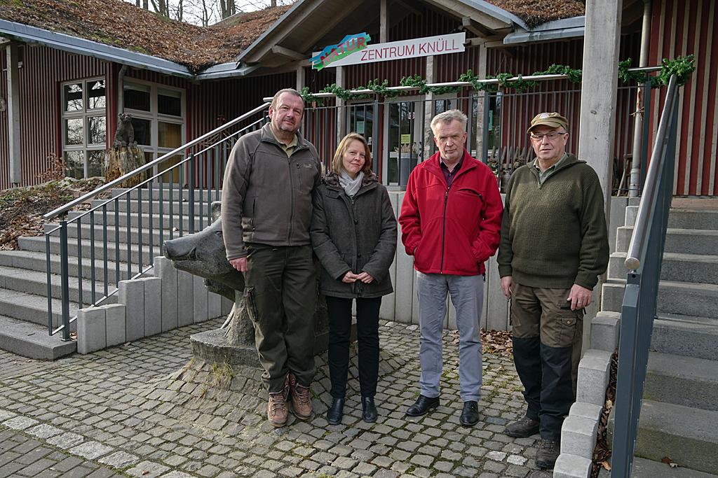 LJV stärkt Wolfsberater in Hessen