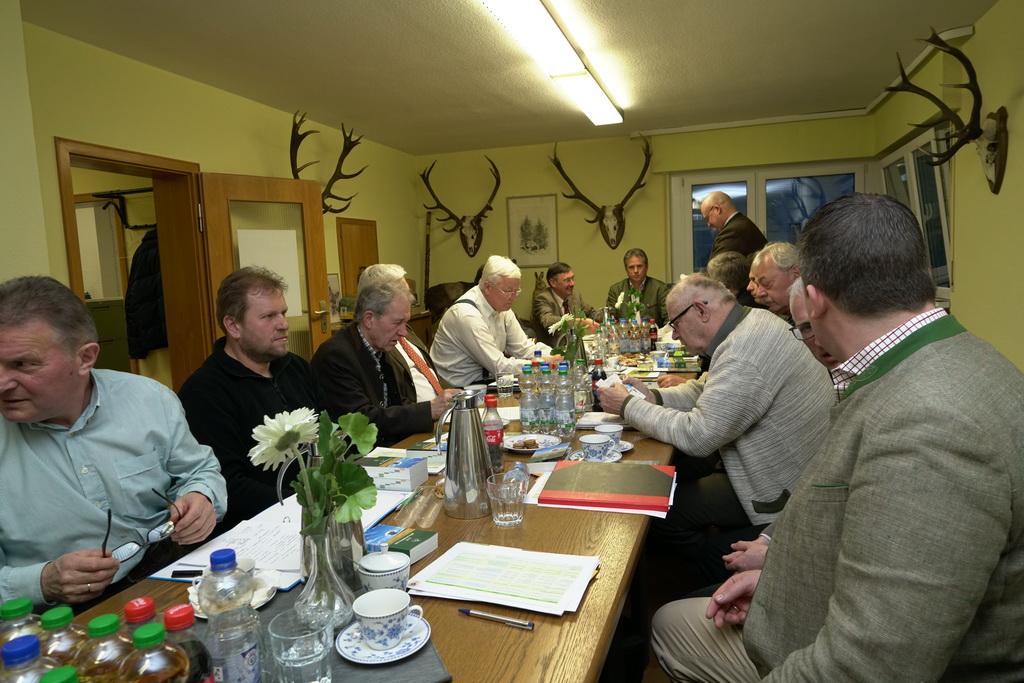 Zwei neue Vorstandsmitglieder des LJV Hessen gewählt – Bezirkstagungen im März 2019