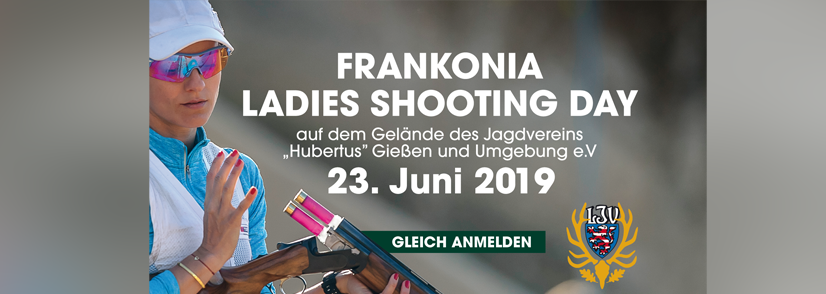 Ladies Shooting Day am 23. Juni 2019