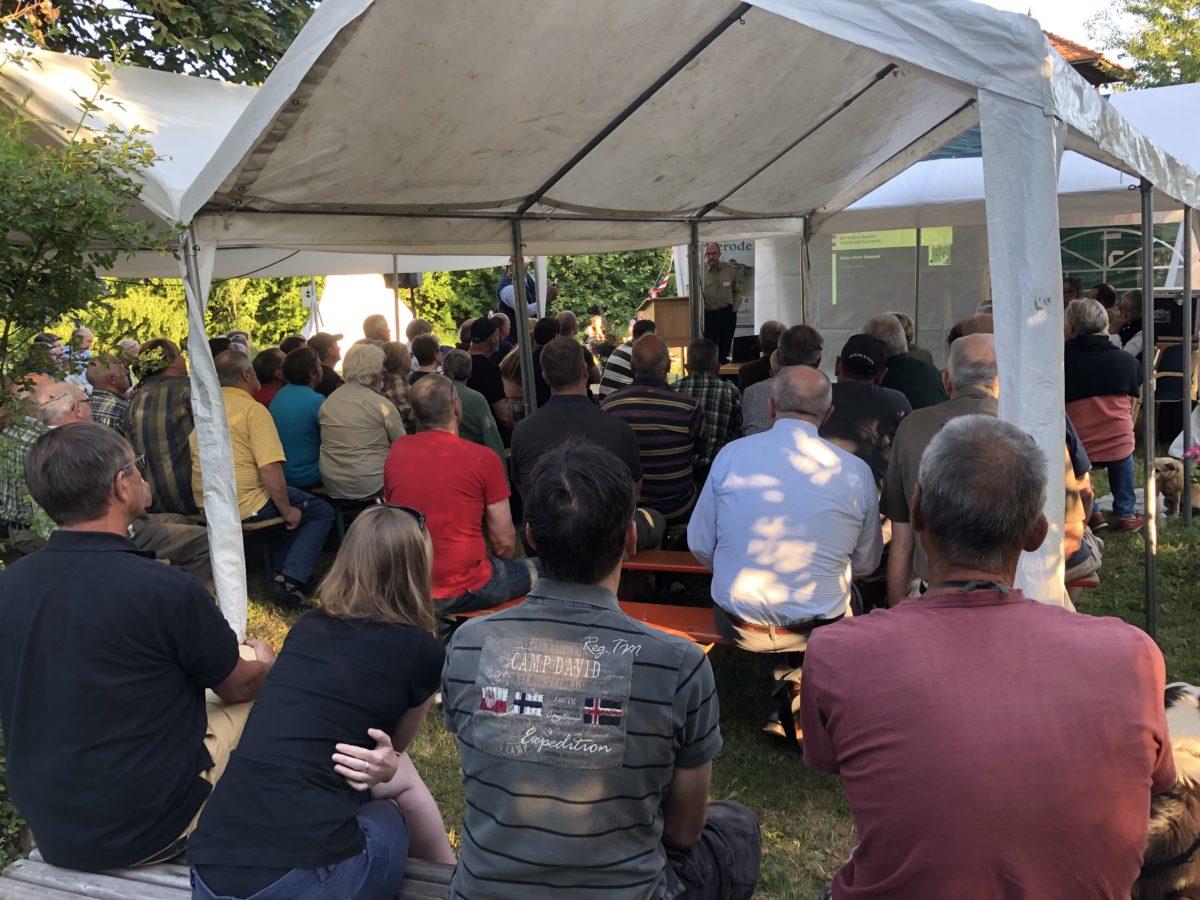 Wolfsforum am 28.06.2019 im Umweltbildungszentrum Licherode-Ahlheim
