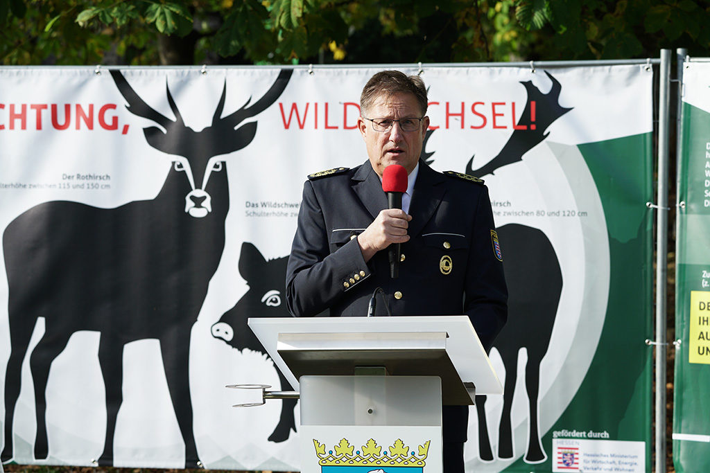 Polizeipräsident Bernd Paul