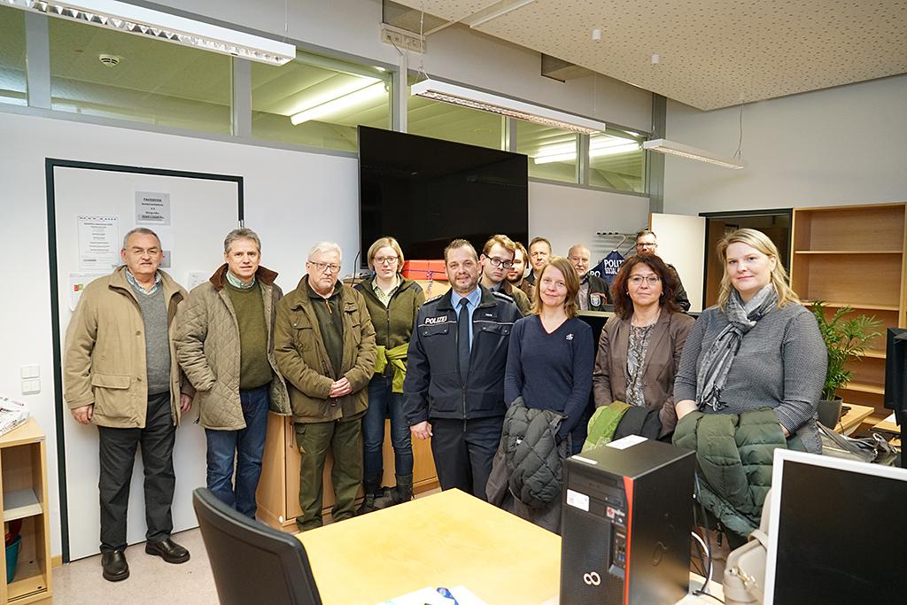 Presseobleutetreffen des LJV Hessen