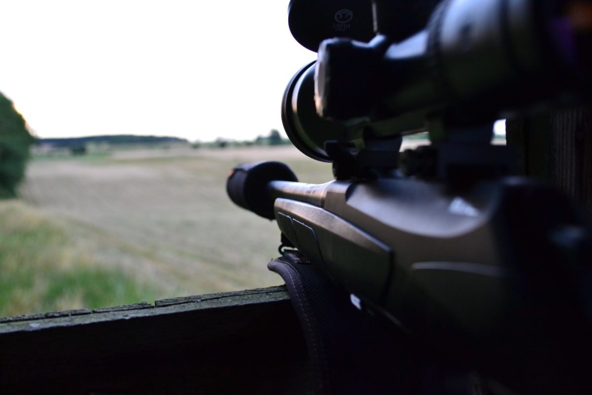 """""""Wir haben ein Vollzugsproblem beim Waffenrecht"""""""