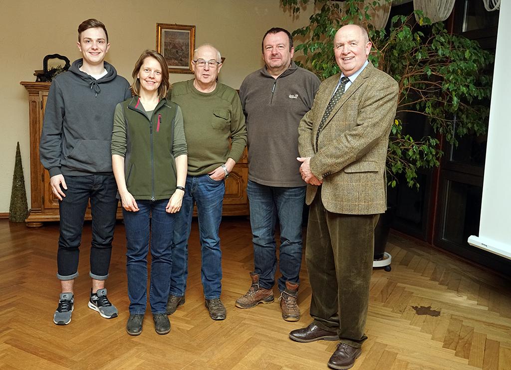 Informationsabend für Wolfskundige in Eudorf