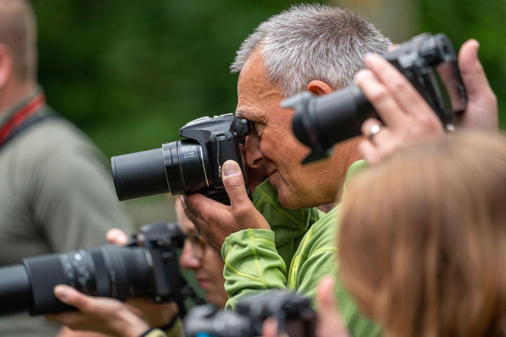 LJV-Hessen Workshop Wildtierfotografie